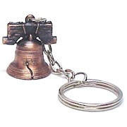 LIBERTY BELL KEY CHAIN THUMBNAIL