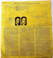 MAP-LEWIS & CLARK EXPEDITION THUMBNAIL