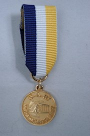 MINI MARTHA WASHINGTON MEDAL THUMBNAIL