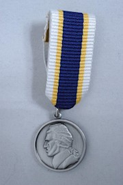 MINI MERITORIOUS SERVICE MEDAL THUMBNAIL