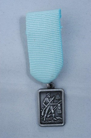 MINI MINUTEMAN MEDAL LARGE