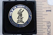 OUTSTANDING CITIZENSHIP PIN THUMBNAIL