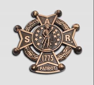 PATRIOT GRAVE MARKER - LUG LARGE