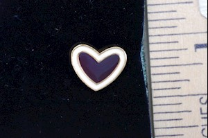 PURPLE HEART PIN LARGE