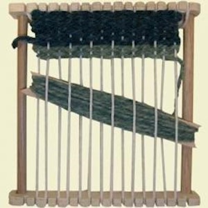 WEAVING LOOM (YOU CAN LEARN KIT) LARGE