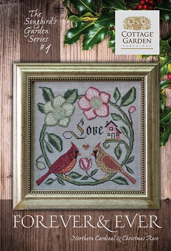 Cottage Garden Samplings - Songbird's Garden 1 - Forever & Ever THUMBNAIL