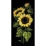 Riolis Cross Stitch - Sunflowers