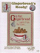Sue Hillis Designs - Gingerbread's Ready!