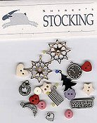 Shepherd's Bush - Sheree's Stocking Embellishment Pack