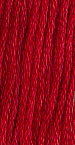 Gentle Arts Sampler Thread 0390 Buckeye Scarlet