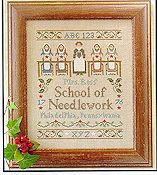 Little House Needleworks - Needlework School - Sold Out/Discontinued