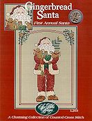 Sue Hillis Designs - Gingerbread Santa