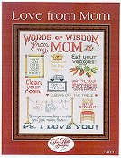 Sue Hillis Designs - Love From Mom
