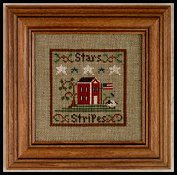 Little House Needleworks - Stars & Stripes