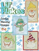 Carolyn Manning Designs - Lil' Flakes THUMBNAIL