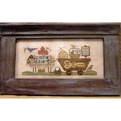 Homespun Elegance - Country Spirits Collection - Delivering Needlewares THUMBNAIL
