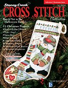 cover of Stoney Creek Cross Stitch Collection magazine August 2010 issue THUMBNAIL