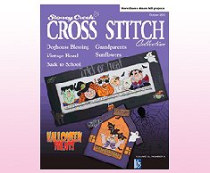 cover of Stoney Creek cross stitch collection magazine December 2010 ND10