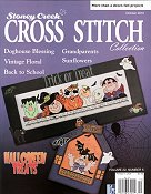 cover of Stoney Creek cross stitch collection magazine December 2010 ND10 THUMBNAIL