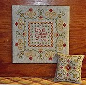 Summer House Stitche Workes - Amazing Grace