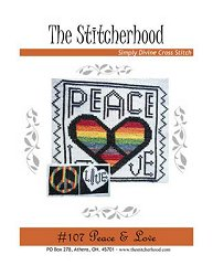 The Stitcherhood - Peace & Love MAIN