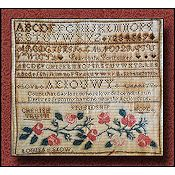 Little House Needleworks - The Louisa B. Snow Sampler