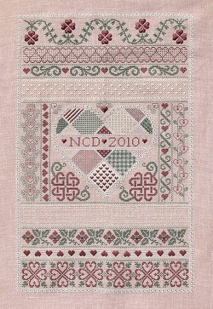 Northern Expressions Needlework - Hearts Entwined