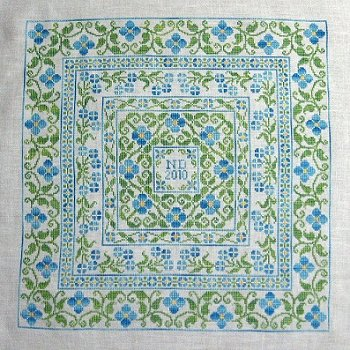 Northern Expressions Needlework - Forget Me Not