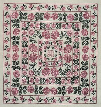 Northern Expressions Needlework - Rose MAIN