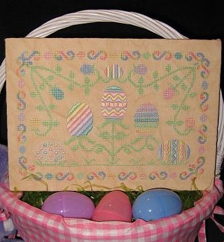 Northern Expressions Needlework - Easter Flowers