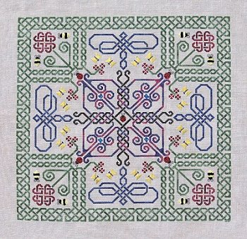 Northern Expressions Needlework - Celtic Wings THUMBNAIL