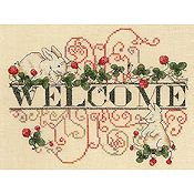 MarNic Designs - Spring Welcome Bunnies & Strawberries