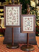 The Sunflower Seed - Monogram Candlescreens