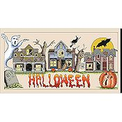 Vickery Collection - Halloween Town
