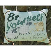 Designs by Lisa - Be Yourself THUMBNAIL