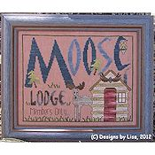 Designs By Lisa - Moose Lodge THUMBNAIL