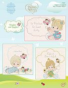 Designs By Gloria & Pat - Precious Moments - Wiggles And Giggles PM81
