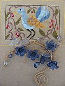 By The Bay Needleart - Birds Of A Funky Feather #2