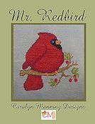 Carolyn Manning Designs - Mr. Redbird THUMBNAIL