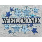MarNic Designs - Welcome Starry Night