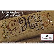 Summer House Stitche Workes - Calico Sampler #3