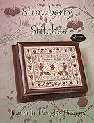 Jeannette Douglas Designs - Strawberry Stitches THUMBNAIL