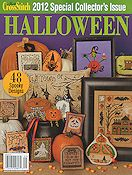Just Cross Stitch 2012 Halloween Special Collector's Issue
