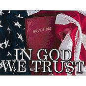 Cody Country Cross Stitch - American Faith