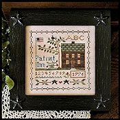 Little House Needleworks - Patriot Inn