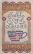 Silver Creek Samplers - Sweet Liber-Tea THUMBNAIL