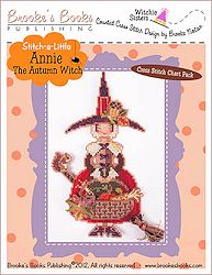 Brooke's Books Publishing - Witchie Sisters - Annie The Autumn Witch MAIN