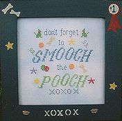 Poppy Kreations - Smooch the Pooch