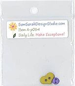 SamSarah Design Studio - Daily Life:  Make Exceptions! Embellishment Pack THUMBNAIL