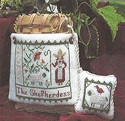 Widgets & Wool Primitives - The Shepherdess THUMBNAIL